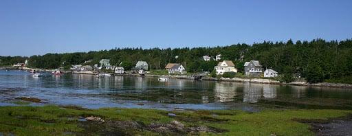 Cliff Island Portland Maine
