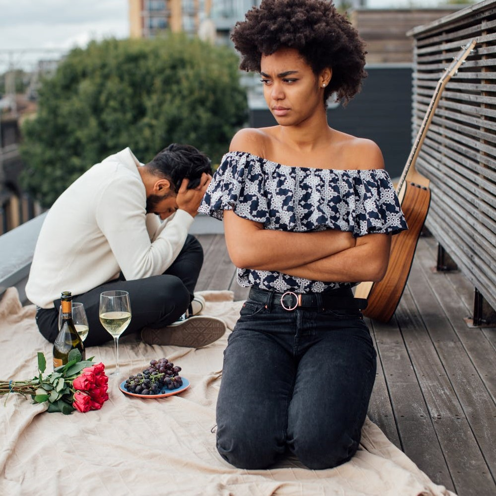 Marriage Power Struggles