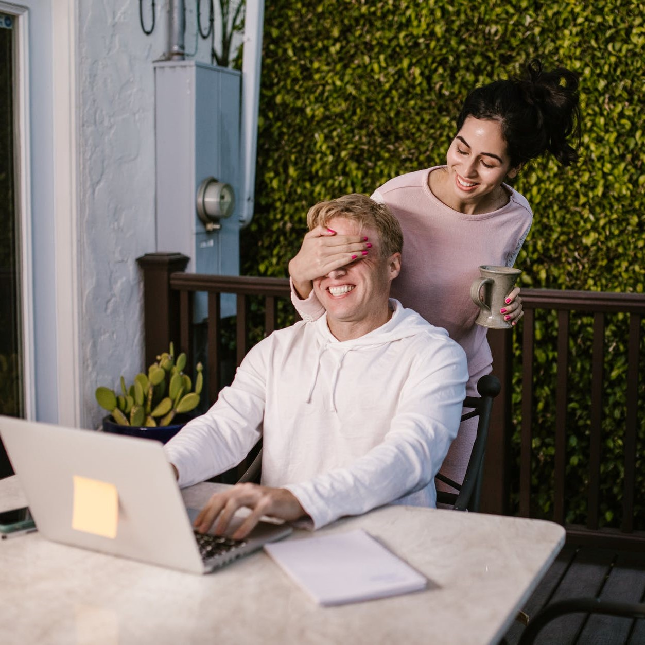 Surviving Working from Home - Loving Responses