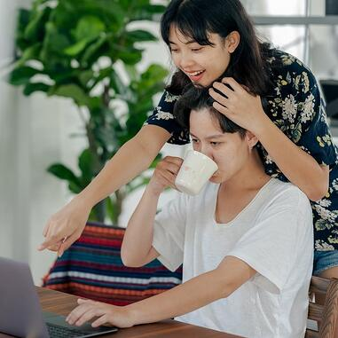 Surviving Working from Home - Tips to Respond to Partner