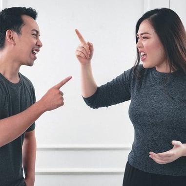 Criticizing your partner