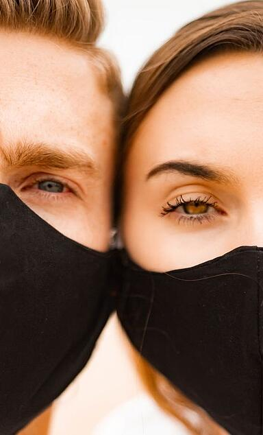 Masks we Wear in Relationships - being authentic