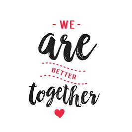 We Are Better Together - Imago Relationships North America