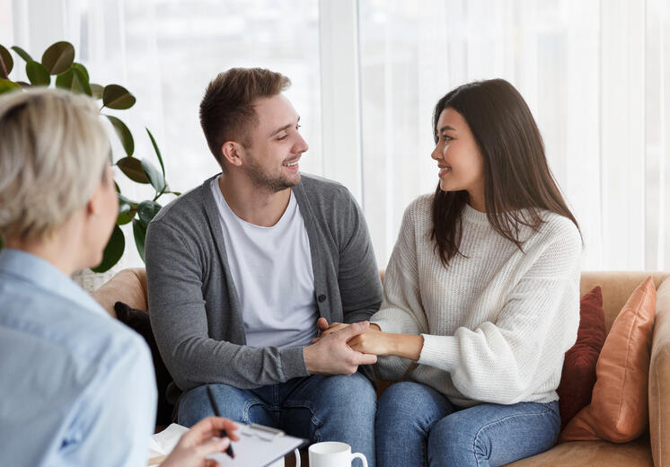 Couples Growing Together with Imago Relationships Therapy